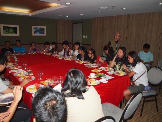 One Tagaytay Place Hotel Suites: Function Room