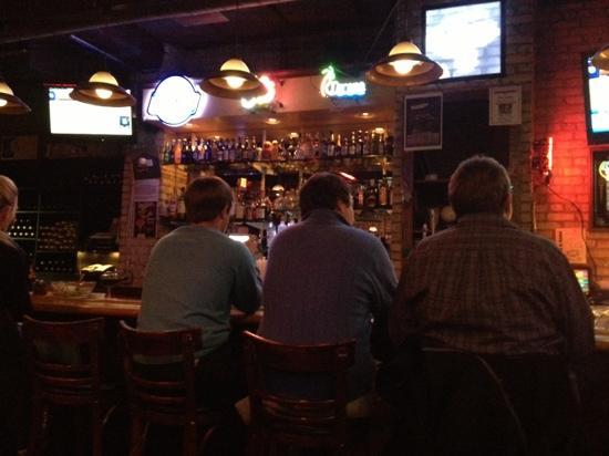 Norton's Restaurant: the Bar