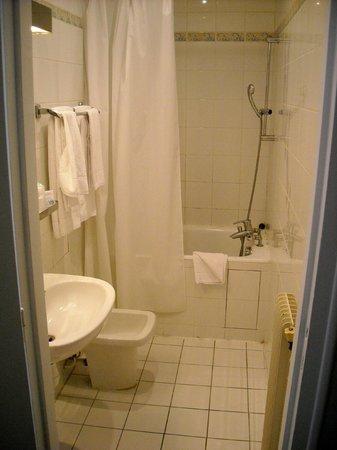Hotel Boileau: Bagno