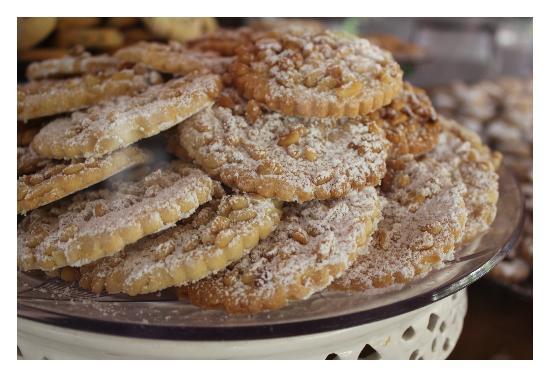 Sarasota Culinary Tours: Cafe Epicure Cookies
