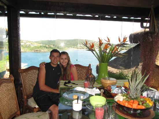 Cachoeira Inn: Breakfast