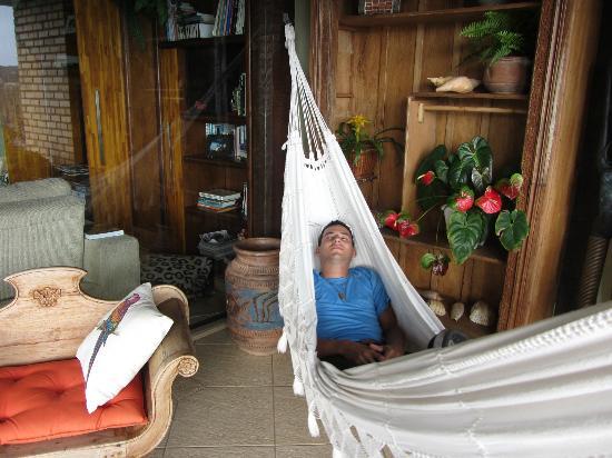 Cachoeira Inn: Living room