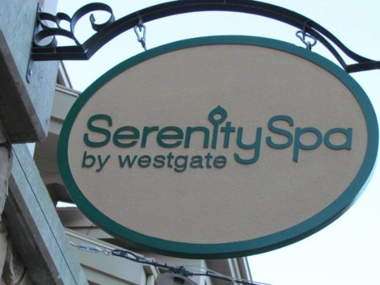 Serenity Spa by Westgate: Relaxing Spa