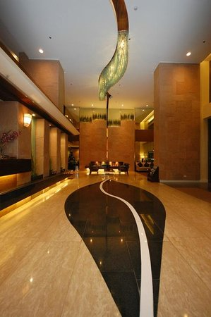 BEST WESTERN PLUS Antel Hotel: Lobby (Antel Spa Tower)