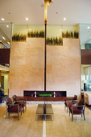 BEST WESTERN PLUS Antel Hotel: Lobby (Antel Spa Tower)