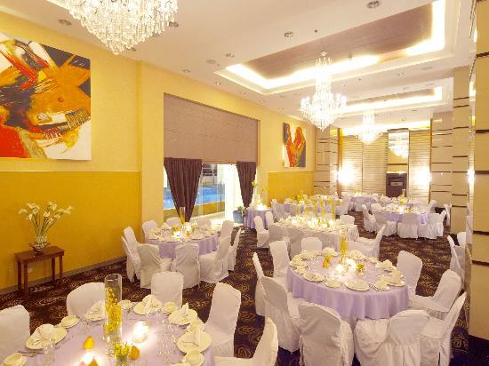 BEST WESTERN PLUS Antel Hotel: Via Veneto Function Room