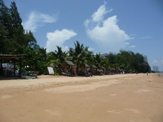Drifters Beach Cafe: Na Jomtien beach