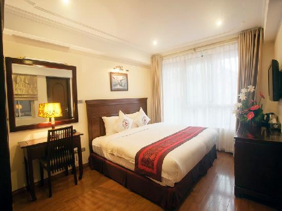 Classic Street Hotel : Deluxe room