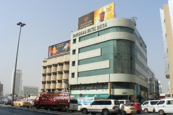 Panorama Hotel Deira: Hotel Exterior