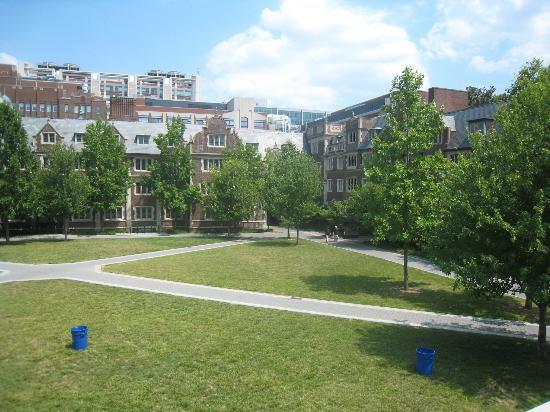University of Pennsylvania: The Quadrangle