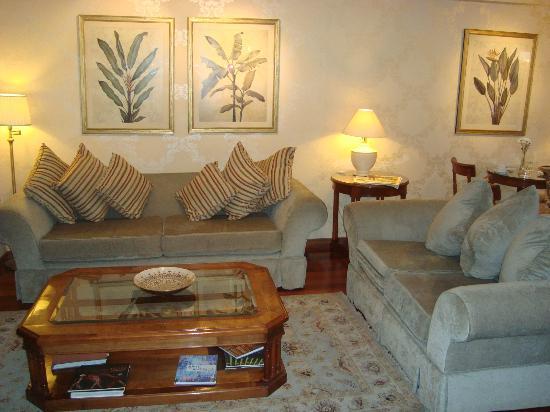 Hotel Orly: Lounge 1 