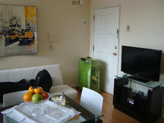 Hotel Orly: Apartamento 1