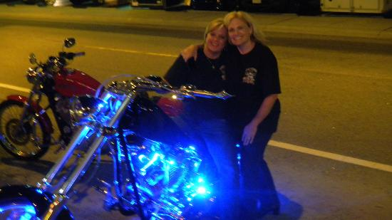 Surfside Beach Oceanfront Hotel: Biker Week - thanks guys for making this weekend so much fun!