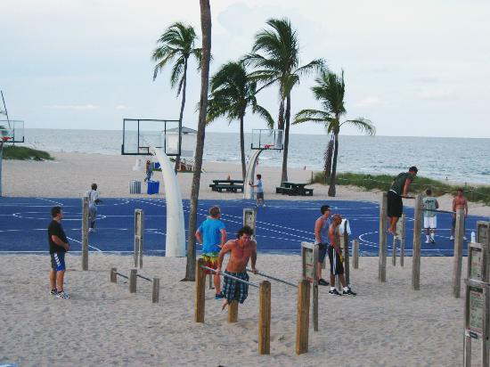 Bahia Mar Fort Lauderdale Beach - a Doubletree by Hilton Hotel: Fitness facilities