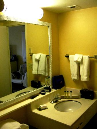 Bahia Mar Fort Lauderdale Beach - a Doubletree by Hilton Hotel: Bathroom