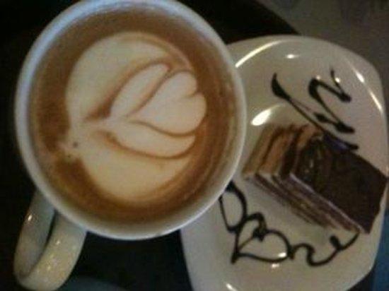 Macinare Caffe: deliciosamente rico!!