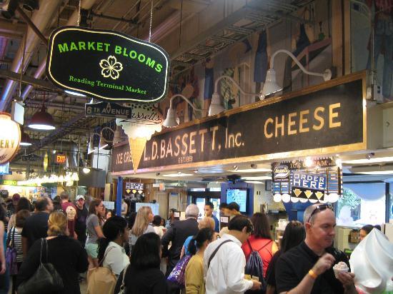 Reading Terminal Market Food Reviews