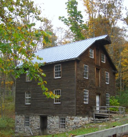 Blairstown, NJ: the old mill house
