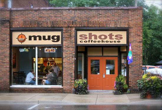 Mug Shots Coffeehouse