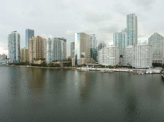 Mandarin Oriental, Miami: view from balcony