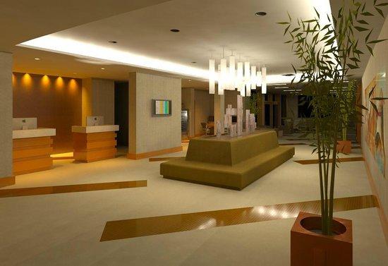 Wyndham Garden San Jose Escazu: Lobby