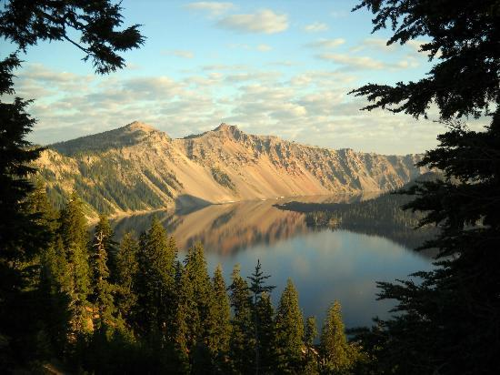 Crater Lake Lodge: Lake view