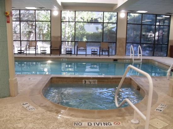 Embassy Suites by Hilton Secaucus - Meadowlands: The pool