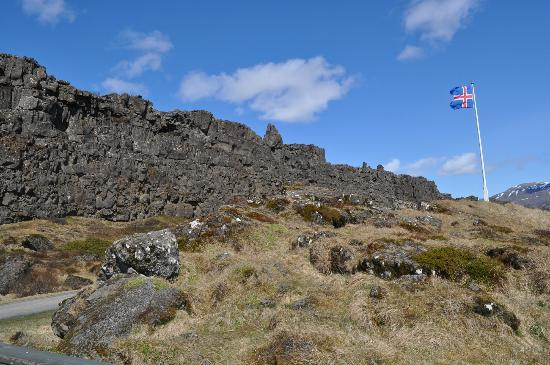 Thingvellir National Park: Home of parliament