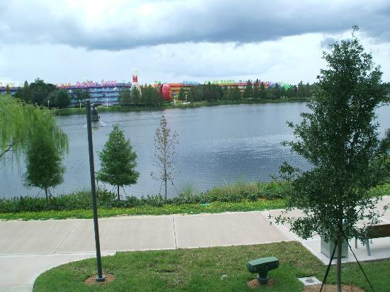 Disney's Art of Animation Resort: View from room