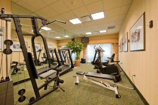 Gym picture of hilton garden inn houston nw willowbrook Hilton garden inn houston northwest