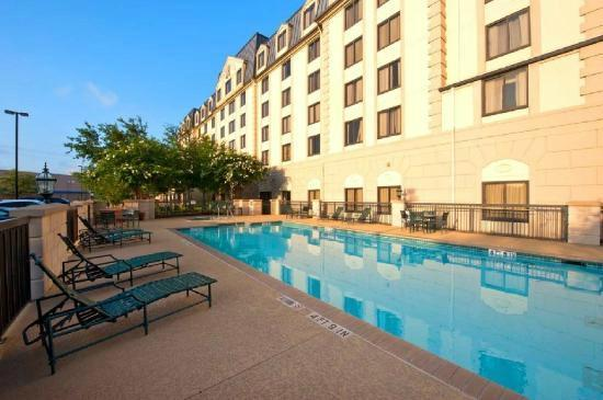 Hilton Garden Inn Houston NW/Willowbrook : Pool Side