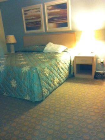 WorldMark San Diego - Mission Valley: Bedroom