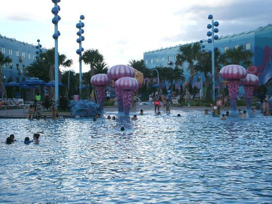 Disney's Art of Animation Resort: Big Blue