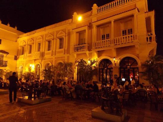 Cafe San Pedro Cartagena