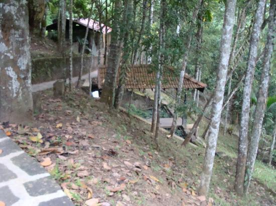 Kandy Samadhi Centre: Meditation Area