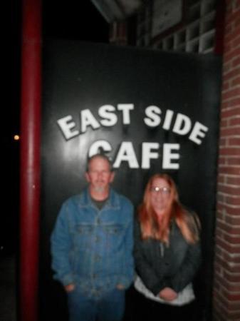 East Side Cafe: Great Corner Location