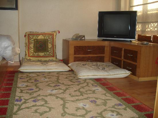 Ecotel Guest House : room
