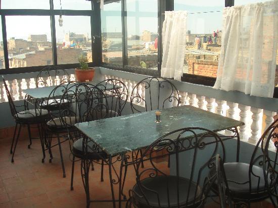 Ecotel Guest House : restaurant
