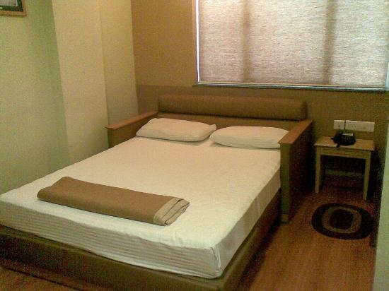 Hotel Sudesh Tower : room inside