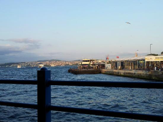 Istanbul Sightseeing Tours: Eminonu