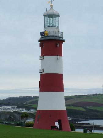 Smeaton's Tower: The Tower