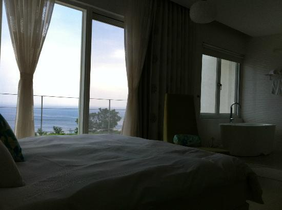Ocean Paradise Resort: Rooom with a view