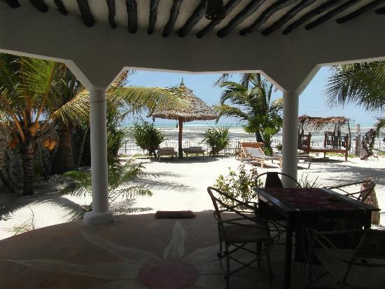Mango Beach House : vue de la chambre