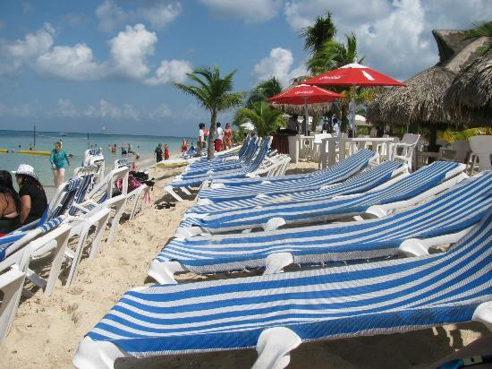Beautiful beach picture of mr sanchos beach club cozumel for Fish pedicure dallas