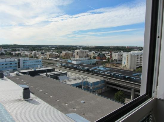 StayAt Serviced Apartments Kista: the view from the 12th floor