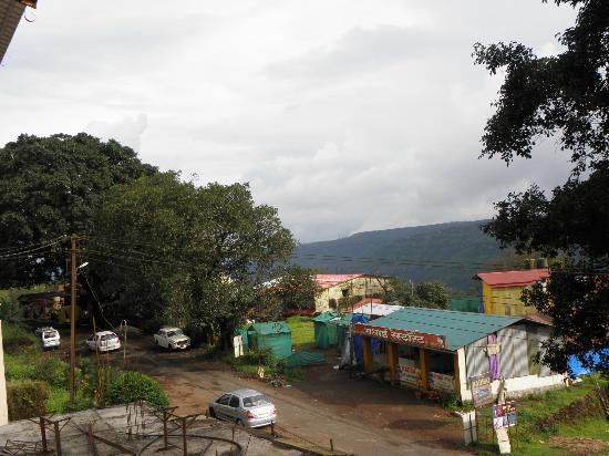 Sagar Villa: view