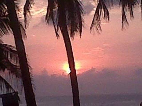 Vasco da Gama, India: Sunset
