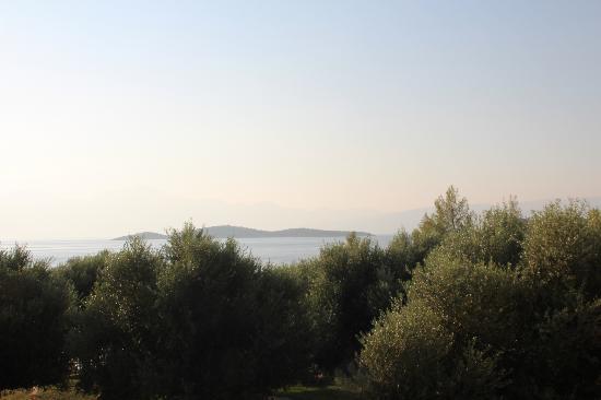 Candia Park Village: Wunderbare Aussicht vom Zimmer