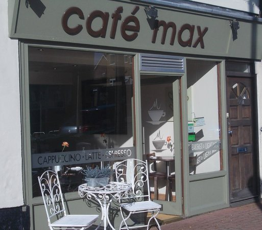Cafe Max, 99 High Rd, SOUTH BENFLEET.