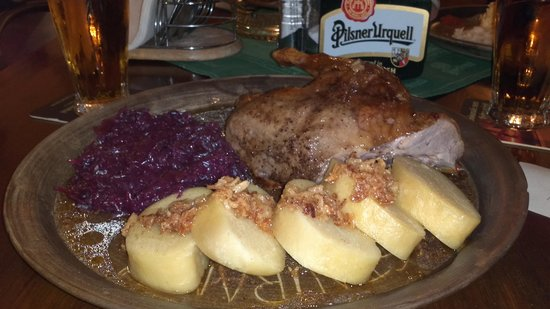 Svejk Restaurant U Brazdu